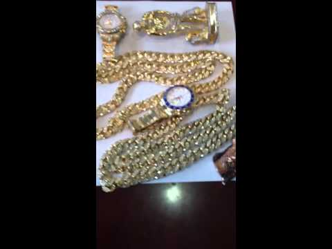 Custom jewelry Miami Cuban