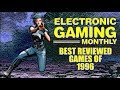 Electronic Gaming Monthly's Best Reviewed Games of 1996 - Defunct Games