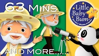 Learn with Little Baby Bum | Aiken Drum | Nursery Rhymes for Babies | Songs for Kids
