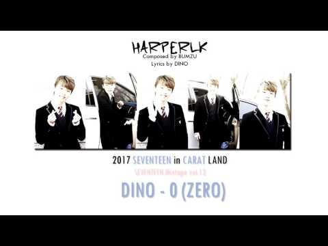 SEVENTEEN Mixtape vol.13 DINO - 0(ZERO) MP3/DL