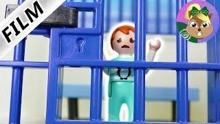 بلايموبيل الفيلم إيما مقبوض عليها - هل ايما ستحرر من السجن؟   سلسلة عائلة الطيور