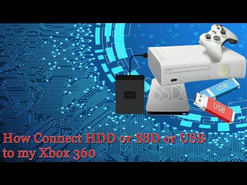 Usar disco duro externo en xbox 360 ssd o normal youtube for Ssd esterno xbox one