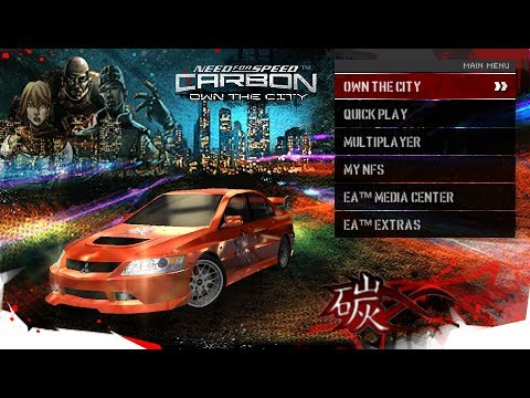 Let's Play - Need For Speed Carbon: Own the City (Part 1)