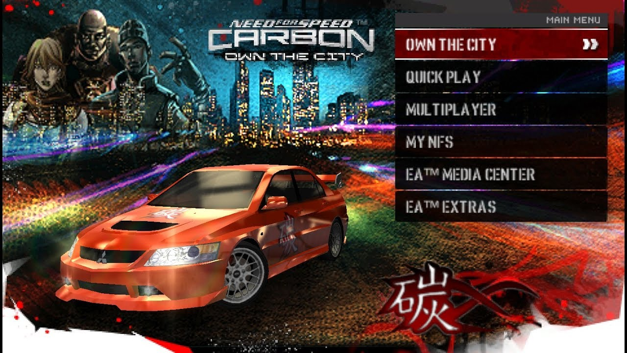 Let S Play Need For Speed Carbon Own The City Part 1 Youtube