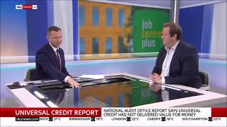 Shelter interviewed about NAO Universal credit report