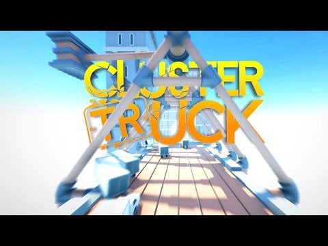 Clustertruck - Ancient Hammers! - Let's Play Clustertrucks Gameplay