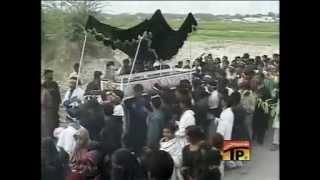 Noha Zeeshan Haider 2006 zara jhal azaan