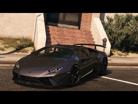 Install Lamborghini Huracan Performante GTA Sa Android