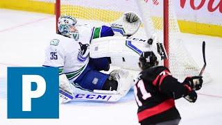 Thatcher Demko on Canucks 6-3 loss to Ottawa Senators   The Province