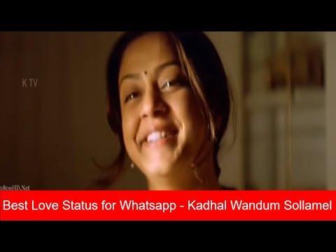 Kadhal vanthum sollamal saravana Tamil movie 1080hd video song for WhatsApp Status