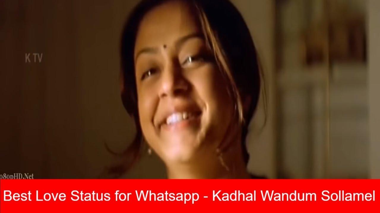 Kadhal vanthum sollamal saravana Tamil movie 1080 hd video song for  WhatsApp Status