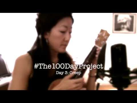 Day 3: Creep - Radiohead Ukulele Cover // #100DaysofUkuleleSongs
