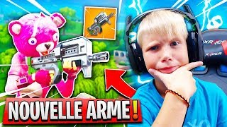 IL NUOVO LIBERO P90 ARME Is TROP CHEATEd 😱 (FORTNITE)