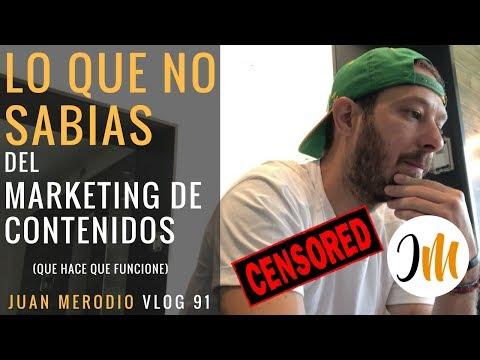 TRUCOS DE MARKETING DE CONTENIDOS (qué hace que funcione) ✔