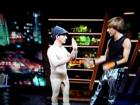 Rove naked (suit) with bruno