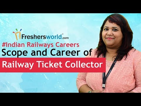 Careers and Scope of a Railway Ticket Collector – TTE,TTI,RRB, Promotions, Eligibility, Salary