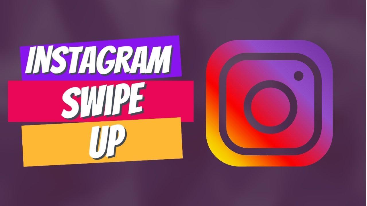Add Swipe Up To Instagram Story   Swipe Up Feature
