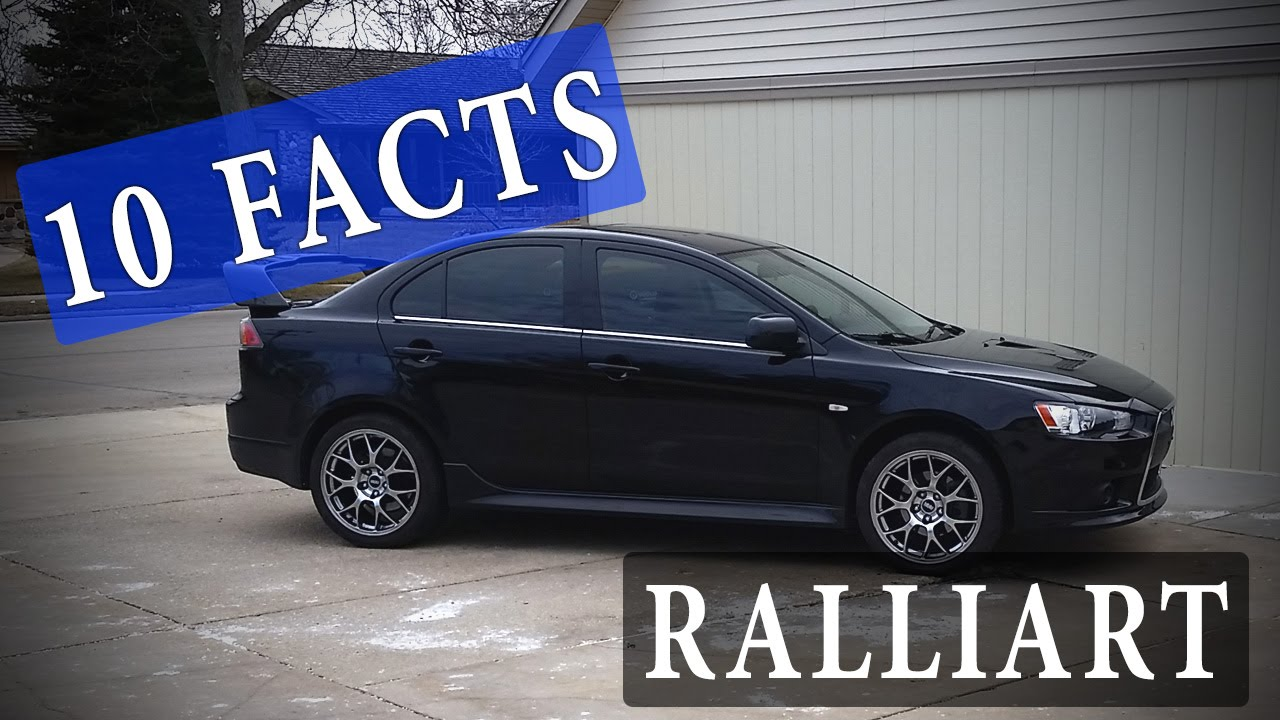 10 facts mitsubishi lancer ralliart 2009 youtube rh youtube com mitsubishi lancer 2009 workshop manual manuel mitsubishi lancer 2009