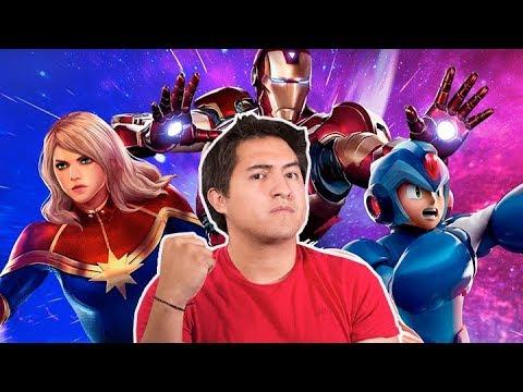 Jugando Marvel vs Capcom Infinite ¿Si está bueno?