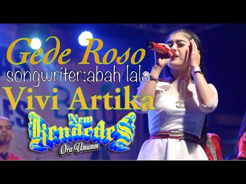 GEDE ROSO New Kendedes The Best VIVI ARTIKA Live Malang 12 Sept 2019