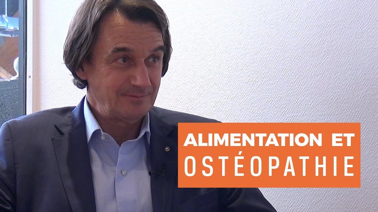 Ostéopathie et Alimentation, Le mal de dos est dans l'assiette, Jean-Pierre Marguaritte