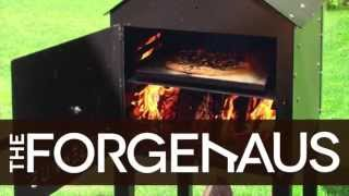 The Forgehaus Outdoor Wood-Fired Pizza & Culinary Oven