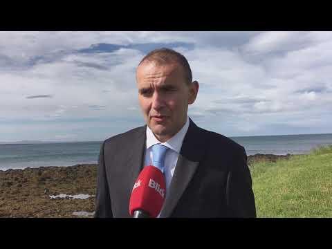Iceland's President Explains Icelandic Surnames