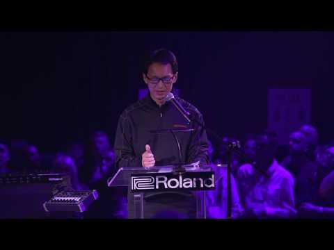 Roland CEO Jun-ichi Miki Keynote Speech - NAMM 2018