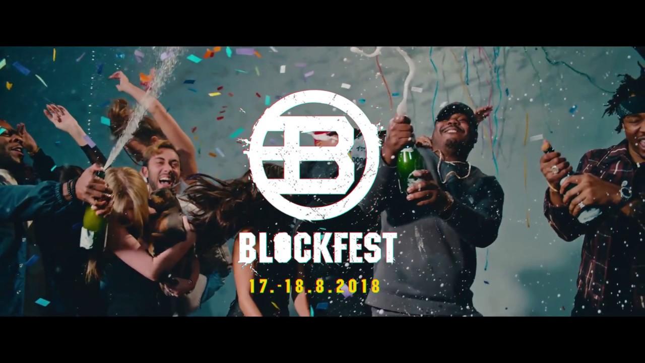 Blockfest Liput
