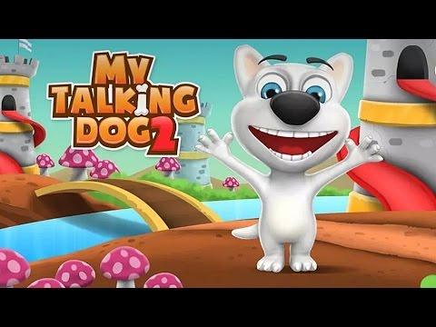 My Talking Dog 2 Virtual Pet - Android Gameplay HD