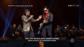 Download lagu Didi Kempot & Sobat Ambyar Orchestra - Pantai Klayar, Layang Kangen 3/6
