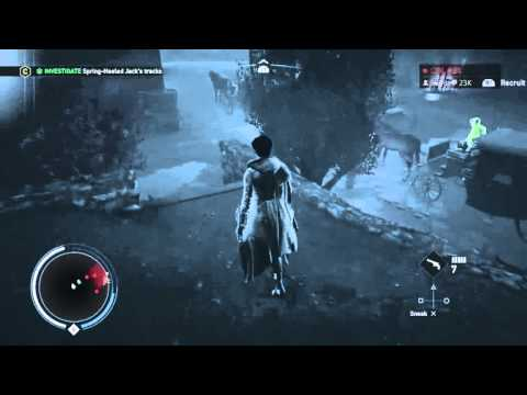 Assassin's Creed : Syndicate | Spring-Heeled Jack
