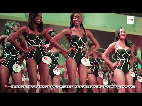 Phase super régionale Lomé de la Miss Togo 2018