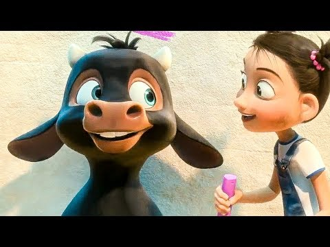 FERDINAND All BEST Movie Clips + Trailer (2017)