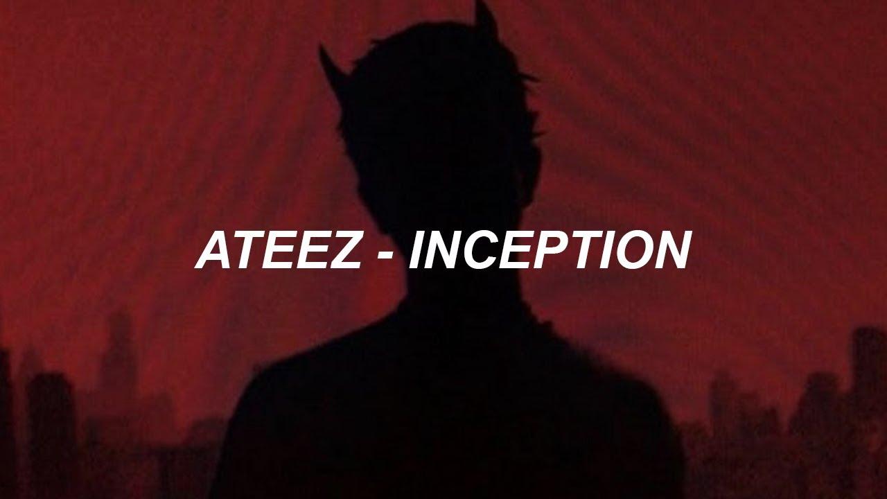 ATEEZ(에이티즈) - 'INCEPTION' Easy Lyrics