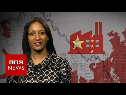 What's going on with China's economy? - BBC News