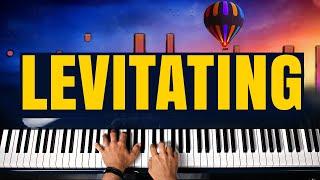 Dua Lipa - Levitating (Relaxing Piano Covers)