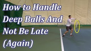 How To Time Your Strokes On Deep Shots And Not Be Late (Again)