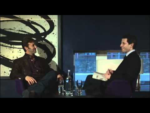 Neuroscientist David Eagleman in Conversation with WIRED's David Rowan   WIRED