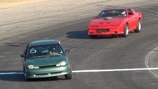 Dodge Neon SLEEPER CAR VS Camaro/Firebird