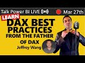 Learn DAX by Studying Common Problems Encountered by Real-World Users 🔴Talk Power BI LIVE