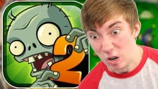 PLANTS VS. ZOMBIES 2 - Part 1 (iPhone Gameplay Video)