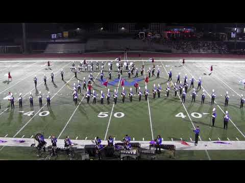 19- Wheeling High School Marching Band- CMBF 2017 (50th Anniversary)