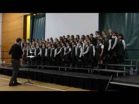 Blustery Day: Primary Arts Night 2016