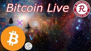 🔴 Bitcoin Live : Sunday Stream, Weekly Candle Closing. Episode 646 - Crypto Technical Analysis