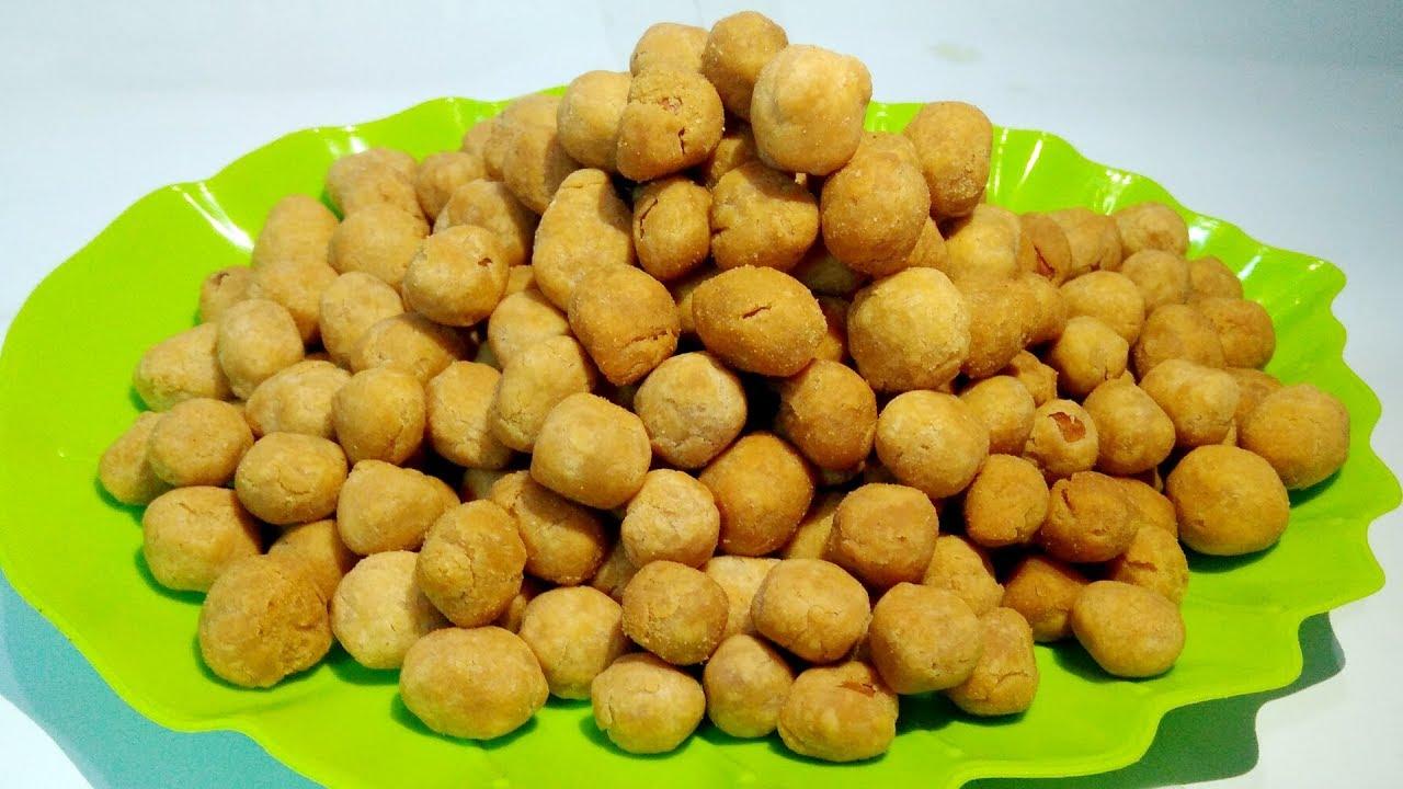 Resep Kacang Telur