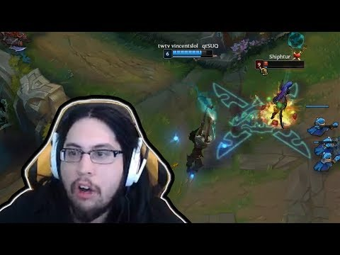 IMAQTPIE SEES PYKE IN HIS GAME | 2000 IQ TELEPORT | SCARRA WITH THE 1 IQ LANTERN PLAY | LOL MOMENTS
