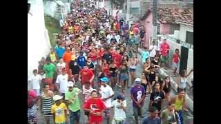 Swing Pegação em Varzea nova, Bloco das vassouras carnaval 2012