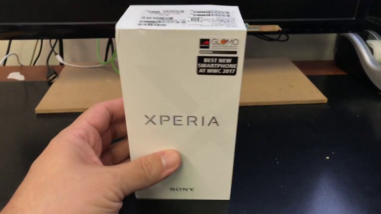 Sony Xperia Xz Premium Unboxing Video In Stock At Www Welectronics Com Youtube