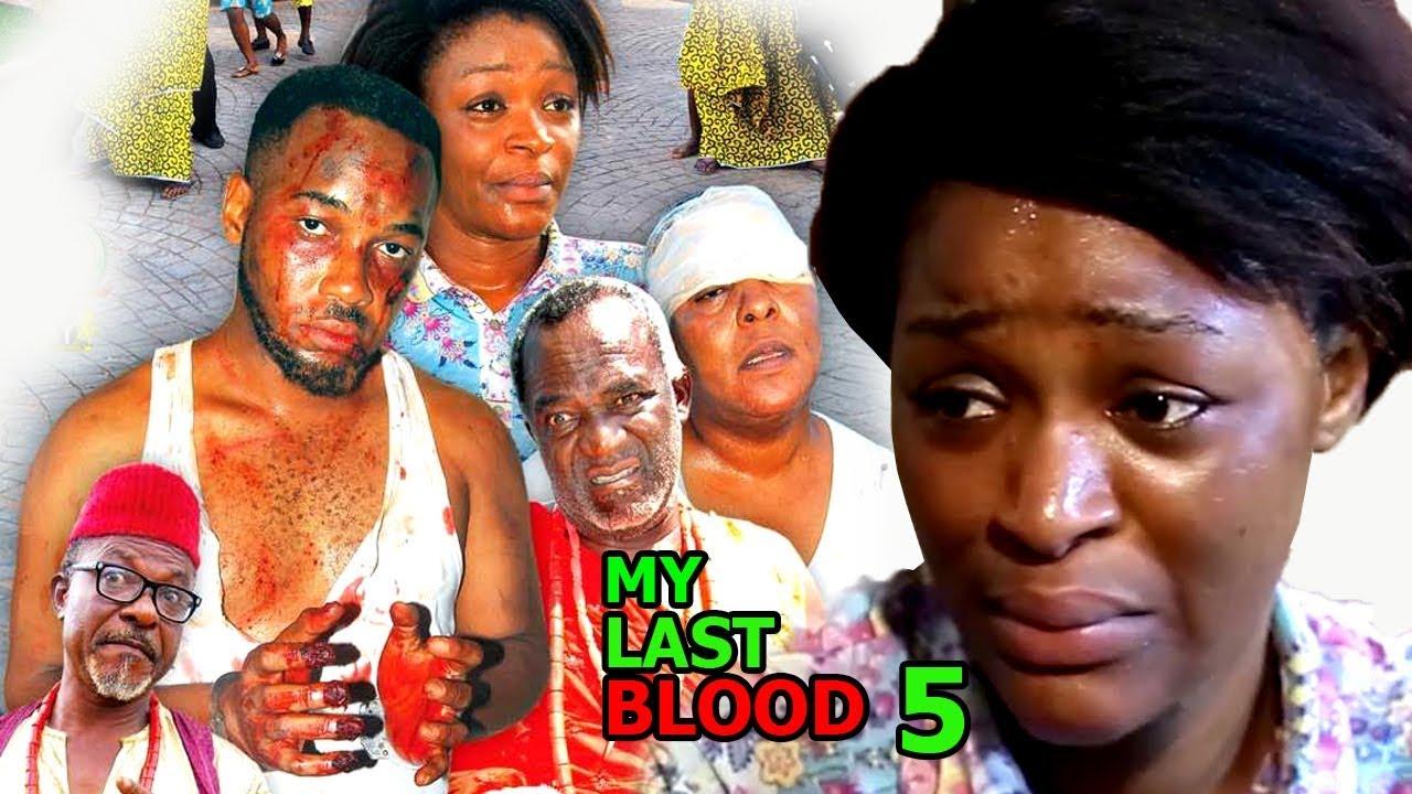 Download My Last Blood Season 5 - Chacha Eke 2018 Latest Nigerian Nollywood Movie Full HD